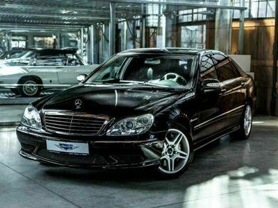 gebraucht Mercedes S55 AMG AMG L Kompressor