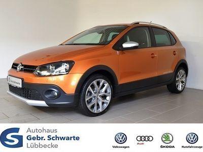 gebraucht VW Polo Cross Polo 1.2 TSI PDC SHZ GRA LM-Felgen