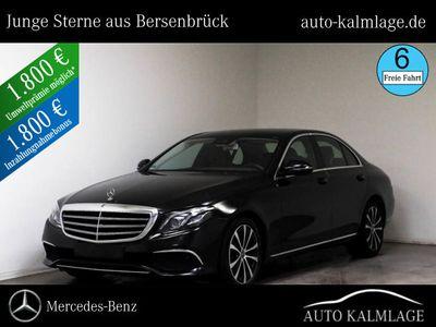 gebraucht Mercedes E300 Exclusive Multibeam+Burmester+Totwinkel AUTO/BC