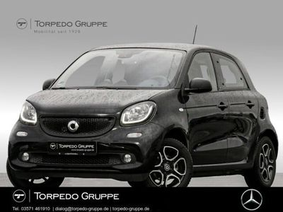 gebraucht Smart ForFour 66 kW turbo twinamic +uvm