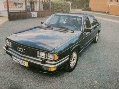 gebraucht Audi 200 5E C2 Typ 43 NSU TÜV H-kennzeichen