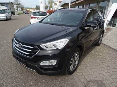 gebraucht Hyundai Santa Fe 2.2 CRDI 2WD Automatik Style XENON NAVI