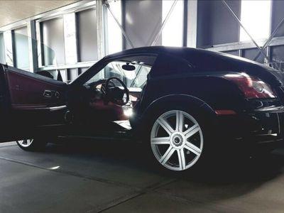 gebraucht Chrysler Crossfire 3.2l V6 Leder Klima Sportfahrwerk