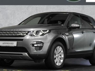 gebraucht Land Rover Discovery Sport HSE SD4