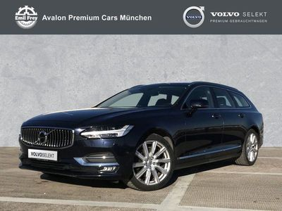 gebraucht Volvo V90 T6 AWD Geartronic Inscription