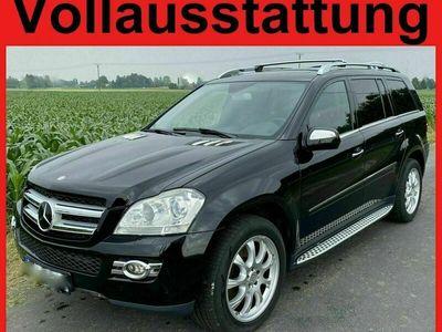 gebraucht Mercedes GL420 CDI DPF 4Matic 7G-TRONIC Vollaus Brabus AHK