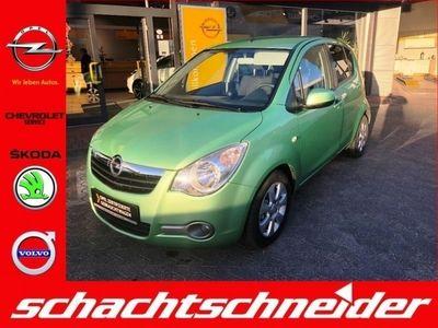 gebraucht Opel Agila 1.2 Edition+Klima+CD+MP3+