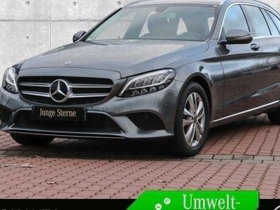gebraucht Mercedes C220 d T Avantgarde Standheizung KEYLESS-GO