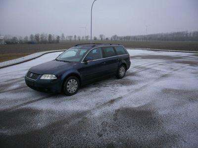 gebraucht VW Passat Variant 2.0 5V Highline