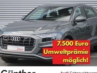 gebraucht Audi Q8 50 TDI QUATTRO+MATRIX+ACC+PREMIUM SOUND+
