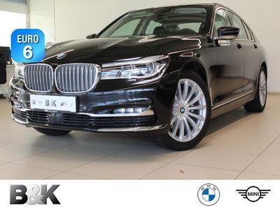 gebraucht BMW 730 d xDrive Limousine DrivAss+ HUD ParkAss+ WLAN