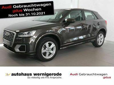 gebraucht Audi Q2 2.0TDI quattro S tronic *Pano*LED KLIMA LED NAVI -