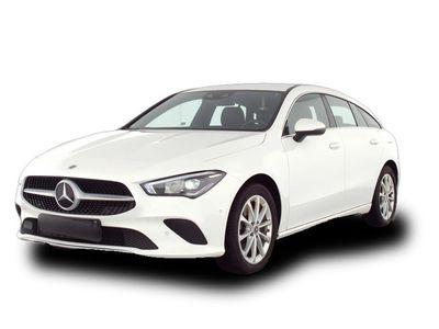 gebraucht Mercedes CLA220 d SB Progr.,Aut,Navi,LED,Wide,MBUX,PTS