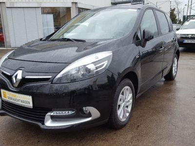 gebraucht Renault Scénic 1.5 dCi Limited Deluxe Automatik