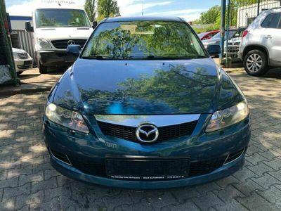 gebraucht Mazda 6 Lim. 2.0 CD Active Sport Klima Xenon E 4