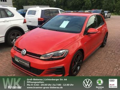 gebraucht VW Golf GTI VII Perfomance 2.0 TSI 7 Gang-DSG AID / DYNAUDIO / NAVI / SHZ LED Navi Kurvenlicht PDCv+h LED-hinten LED-Tagfahrlicht Multif.Lenkrad