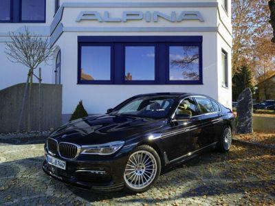 gebraucht Alpina B7 Bi-Turbo Allrad Langversion DA+ NightVison Ambient