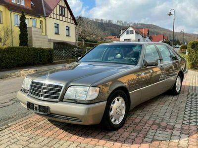 gebraucht Mercedes S600L V12 als Limousine in Bleicherode