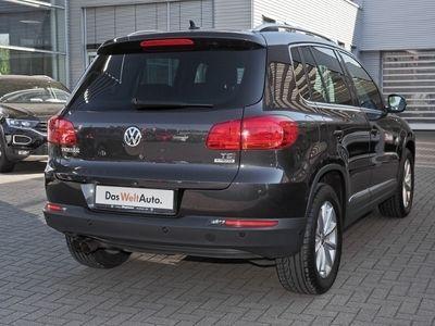 "käytetty VW Tiguan 1.4TSI ""Lounge"" Navi,R.Kamera,Sitzh. KLIMA ALU"