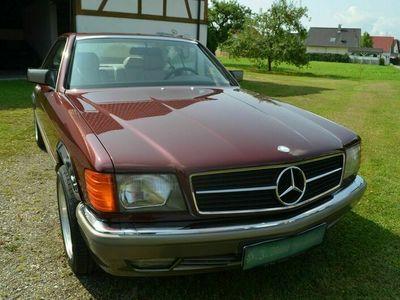 gebraucht Mercedes 420 Coupe H- Zulassung