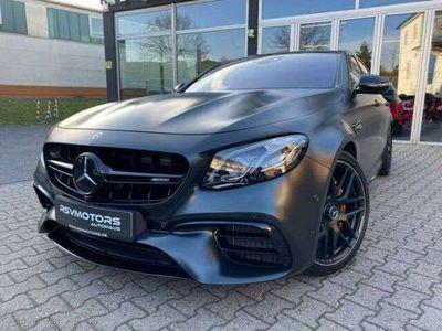 gebraucht Mercedes E63S AMG E 63 AMG Mercedes-AMG4MATIC+ EDITION 1//360°//VOLL
