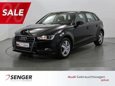 gebraucht Audi A3 Sportback 2.0 TDI clean diesel Attraction AHK