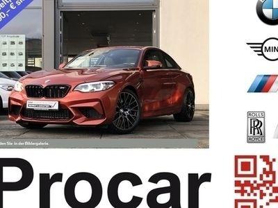 gebraucht BMW M2 Competition DKG Navi Prof. Klimaaut. PDC