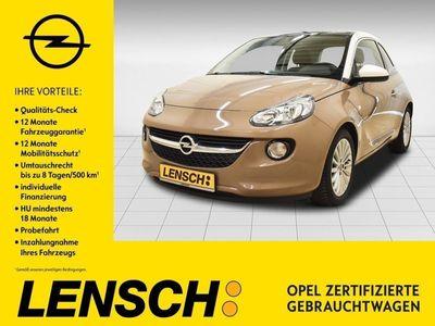 gebraucht Opel Adam 1.2 Glam *Panoramadach*