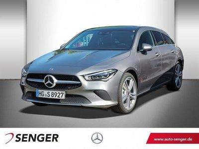 gebraucht Mercedes CLA220 Shooting Brake Navi Premium Multibeam Led AHK