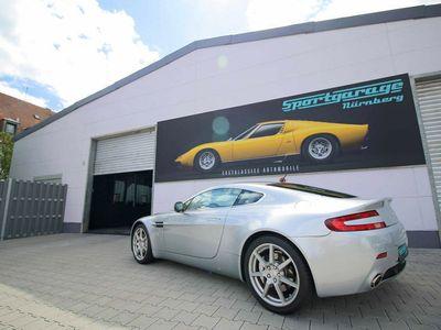 gebraucht Aston Martin V8 Vantage 4.3l*1.Hand*Handschalter*Voll*MwSt.*