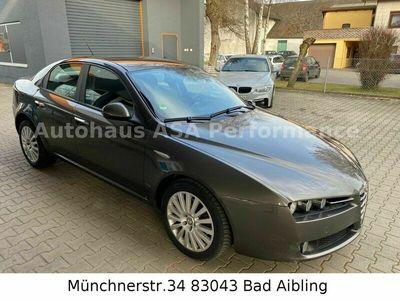 gebraucht Alfa Romeo 159 1.9 JTDM 8V Distinctive HU AU NEU als Limousine in Bad Aibling