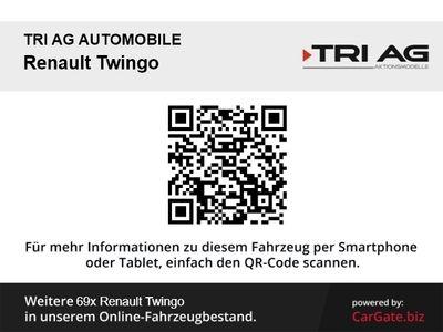 gebraucht Renault Twingo Experience 1.0 SCe 70 LED-Tagfahrlicht RDC Klima AUX USB Seitenairb. BC Radio