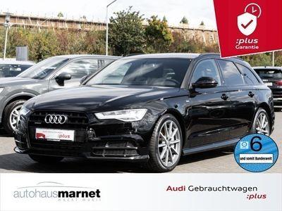 gebraucht Audi A6 Avant 3.0 TDI quattro LED Navi Einparkhilfe Sitzheizung Rückfahrkamera Alcantara