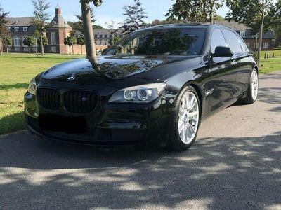gebraucht BMW 750L i Soft-Close M-Paket Keramikapplikation als Limousine in Nordkirchen