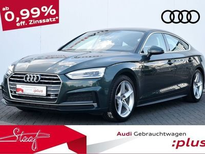 gebraucht Audi A5 Sportback S line »2.0 TFSI VirtualC. HuD EPH+