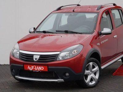 gebraucht Dacia Sandero 1.6 MPI Stepway 1.HAND KLIMA ALU