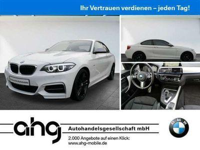 gebraucht BMW M240 Steptronic Coupe Navi Prof. Sport Aut. PDC