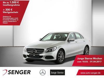 gebraucht Mercedes C180 Avantgarde Avantgarde Park-Assist SHD