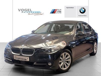 gebraucht BMW 520 d Limousine Euro 6 Navi Prof. PDC Klima Shz