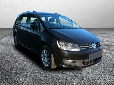 gebraucht VW Sharan 1.4 TSI HIGHLINE NAVI+BLUETOOTH+SHZ+PDC