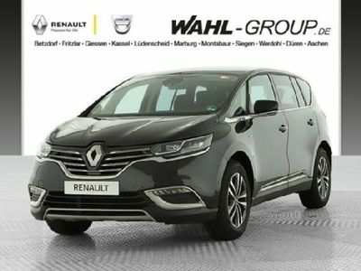gebraucht Renault Espace LIMITED Deluxe TCe 225 EDC (7-SITZ/WINTER/CRUISING)