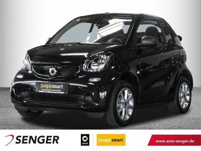 gebraucht Smart ForTwo Cabrio 66 kW twinamic*Passion*Cool&Media*