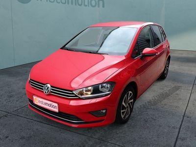 gebraucht VW Golf Sportsvan Golf Sportsvan 1.4 TSI DSG Sound NaviAHKGRA