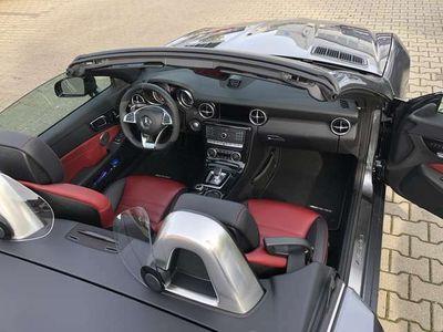 gebraucht Mercedes SLC43 AMG 9G-TRONIC