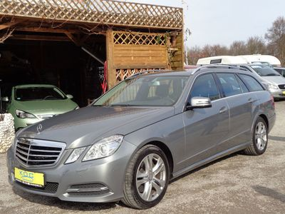 gebraucht Mercedes E300 CDI T BlueEFFICIENCY Avantgarde