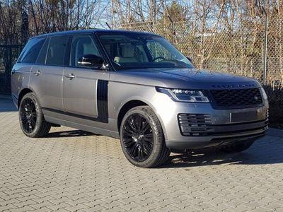 gebraucht Land Rover Range Rover RANGE ROVER SDV6 Vogue |Berlin