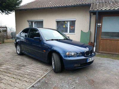 gebraucht BMW 318 Compact tdi