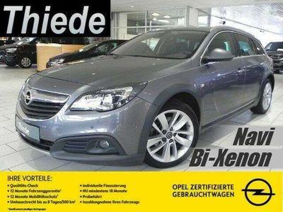 "gebraucht Opel Insignia Country Tourer 2.0CDTI XENON/NAVI/KAMERA/18""ALU/SHZ"