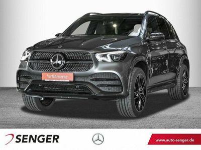 gebraucht Mercedes GLE450 AMG 4M*AMG*Night*360°*Panorama*Distronic*AHK Fahrzeuge kaufen und verkaufen