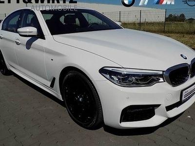 käytetty BMW 540 i Limousine M Sport SAG HUD Navi LED WLAN 19''
